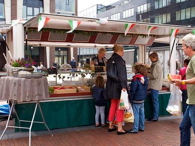 Amstelveen markt