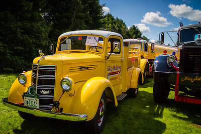 Hudson Antique Truck Show