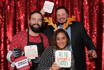 Makers Mark 2019 Holiday Party
