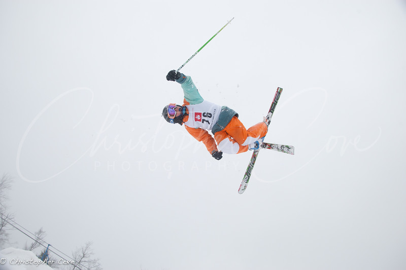 Buffalo Ski Club Aerial Assault