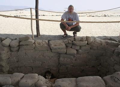 Dennis i Peru 2005