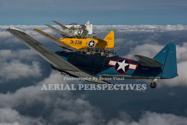 Texan Flight 7/25/17  N36 N66TY N3771M N98RJ