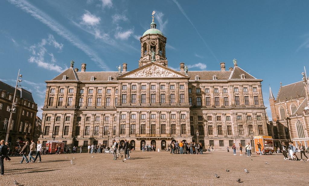 阿姆斯特丹 Amsterdam 對比和諧並存的荷蘭首都 by Wilhelm Chang 張威廉