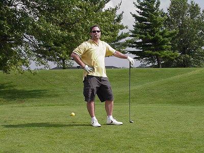 Oaken Barrel Golf Tourney (2001)