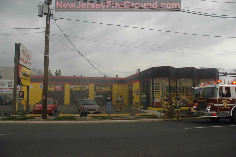 4-12-2008(Camden County)W. COLLINGSWOOD HEIGHTS- Black Horse Pike-Building
