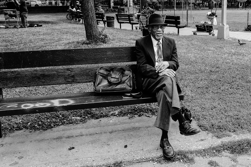 A Week in NYC with Peter Turnley