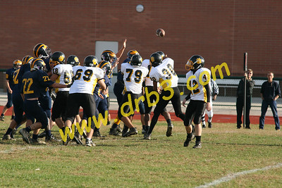Bordentown JV vs Florence 10-26-09