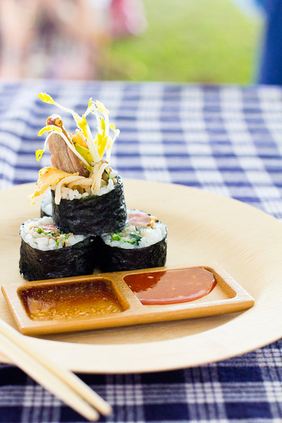 Agfest steaksushi.jpg