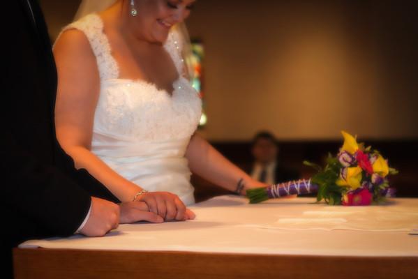 Dolen-Gibson Wedding