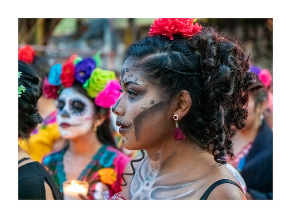 San Miguel de Allende - Day of the Dead. November 1 and 2, 2019