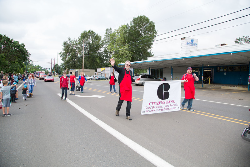 Oregon City Teddy Bear Parade