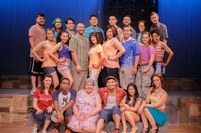 In the Heights Cast