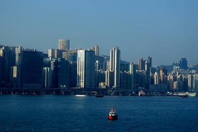 Grand Asia Cruise Oct 24, 2014 - Nov 10, 2014  ,  Sapphire Princess - Hong Kong