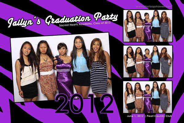 Jailyn's Graduation Party (Fusion Portraits)