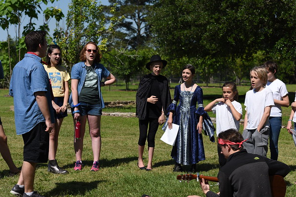 Shakespeare Festival at Winedale 2018