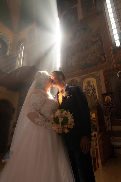 Inna & Catalin's Wedding Day