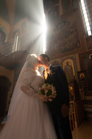 Inna & Catalin's Wedding Day