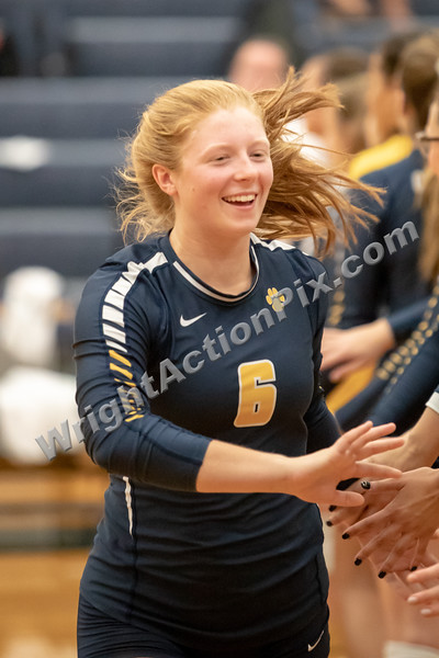 2018 Clarkston Volleyball