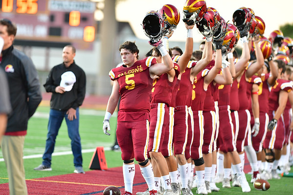 Torrey Pines Football 2019