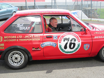Neil Bray Racing 2012