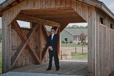 Brett & Kelsey Wedding: Bridal Party and Family Portraits