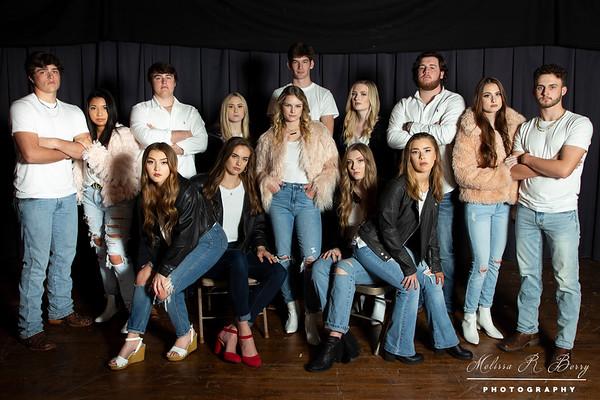 2021 Senior Models (B)