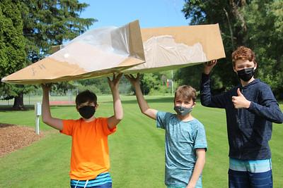 MS 6th Cardboard Boat Races 6-8-21