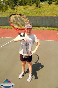 Wk. of Aug.1st- Tennis