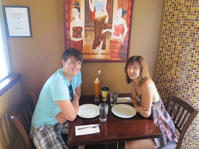 2012-09-16 Adam & Karlene meet in Vacaville
