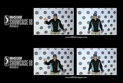 Raptors 905 G League Showcase Reception