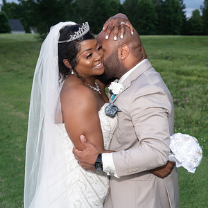 Cedric & Atosha Young Wedding