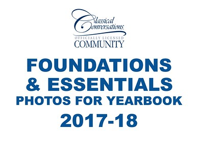 FOUNDATIONS CC PHOTOS 2017-18  Yearbook