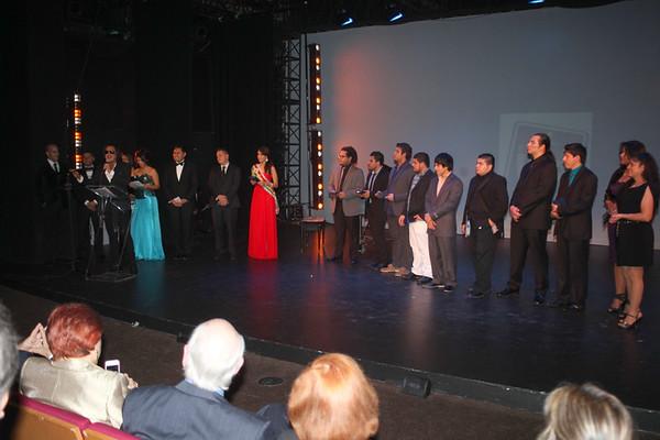 The Hispanic VIP Gala 2013