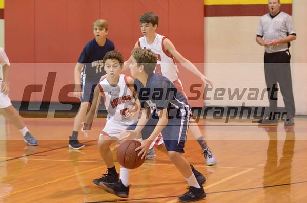 Boys Basketball 9-11-18