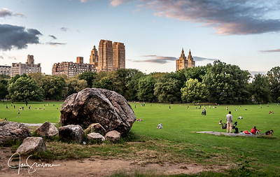New York Central Park | Sep 2019