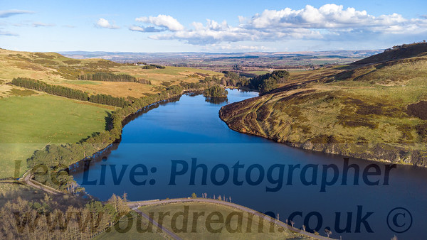 2021 Glencorse Reservoir