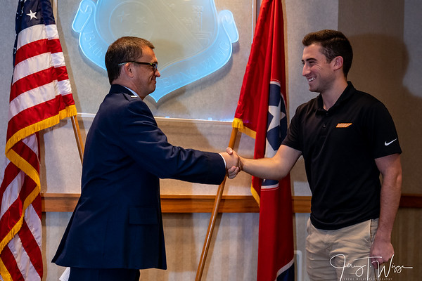 7-31-19 Jacob Air National Guard Swearing in Ceremony