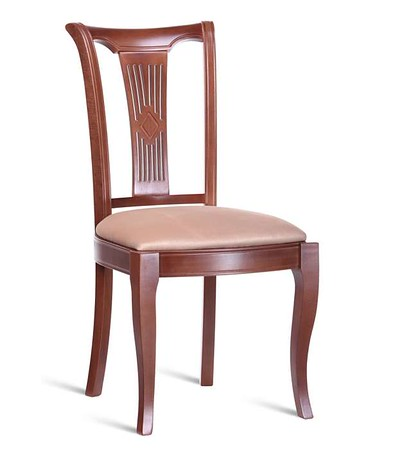 Classic wood chairs