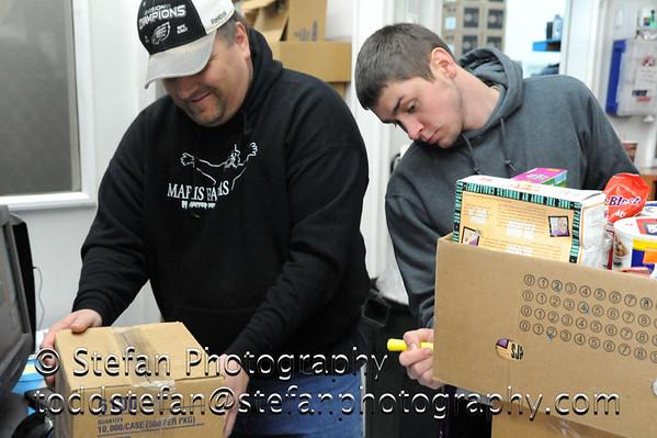 01-28-2012 SKC Colts & Cheer - Sumner Food Bank