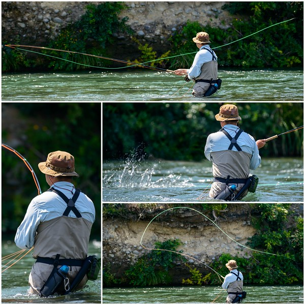 Seumas Petrie Shamus Fishing/Travel Adventures TURANGI