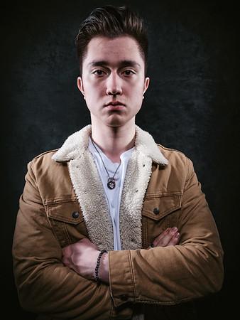 Ben's Portrait