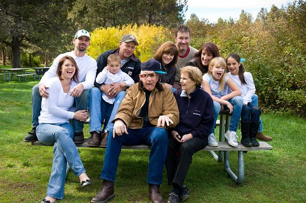 The Dahrens Family Picnic