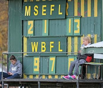 Under 17's - Match 4 - MSEFL v WBFL