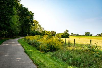 Pumpkinvine Trail Goshen to Middlebury
