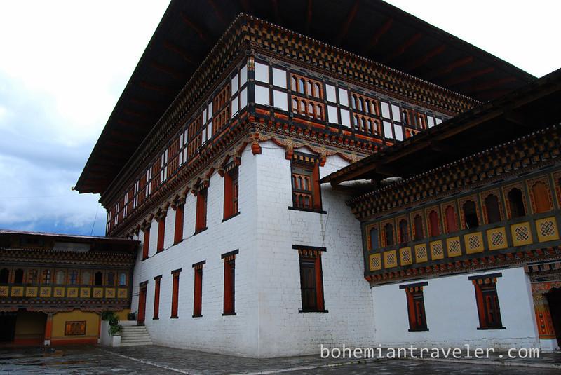 Tashichho Dzong in Thimphu Bhutan (12).jpg
