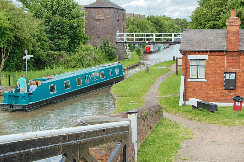 Coventry Canal – Hawkesbury Junction