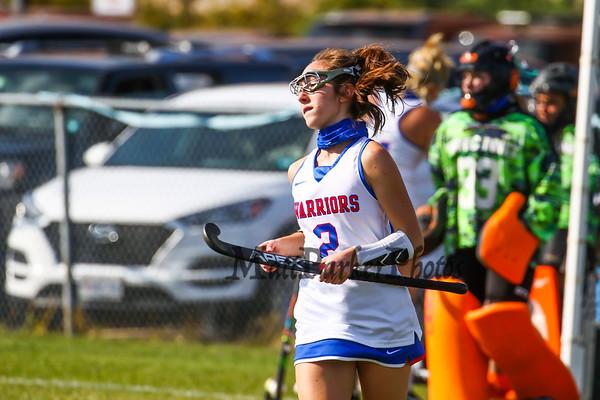2020-9-23 WHS Girls Field Hockey vs Exeter