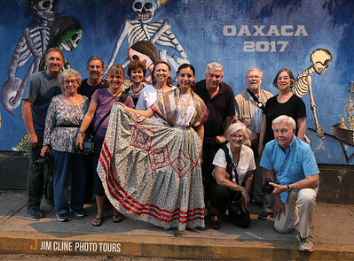 Oaxaca Day of the Dead 2017