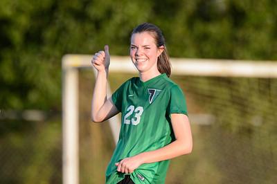 Tigard HS Girls JV Soccer vs Gresham