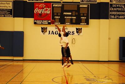 Men's Basketball 08-09